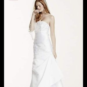 David's Bridal Dresses - David's Bridal wedding gown